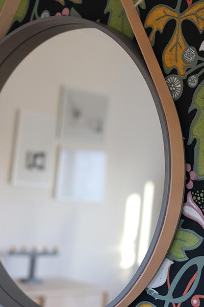 Rund Spegel 60 Vy